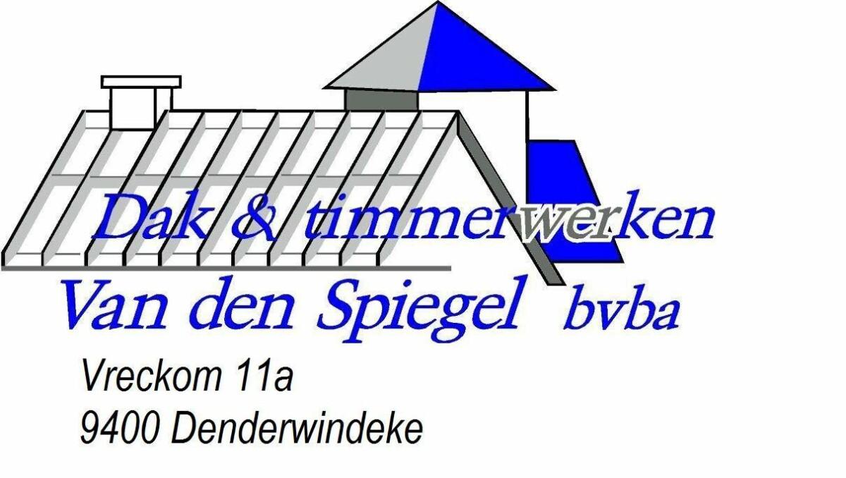 Dak- & timmerwerken Van den Spiegel