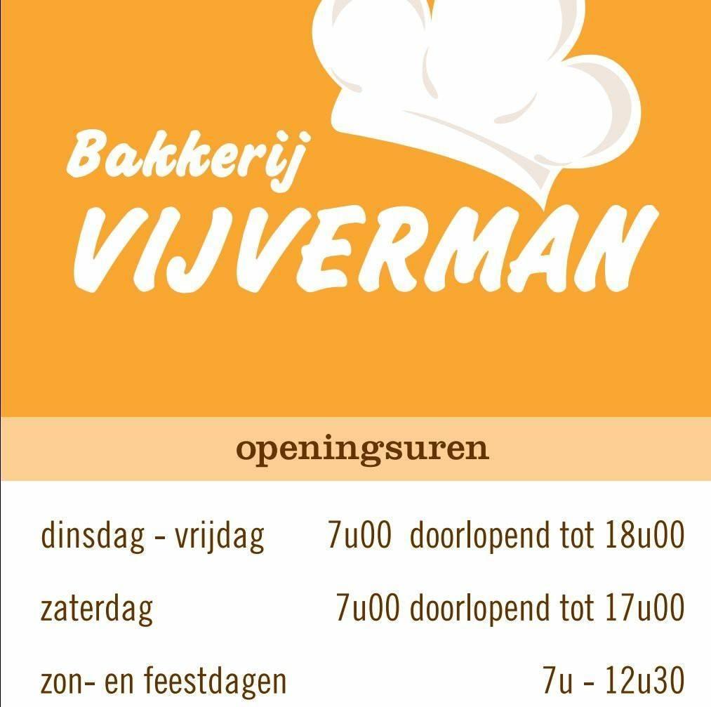 Bakkerij Vijverman
